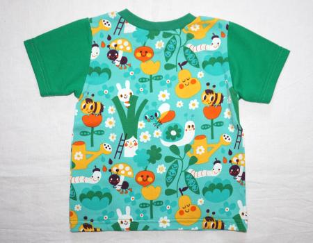 "Bio T-Shirt ""Gartenspaß"""