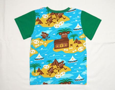 "Bio T-Shirt ""Affenland"""