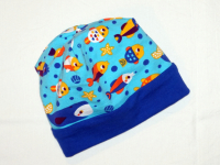 "Bio Beanie ""Under the Sea"""