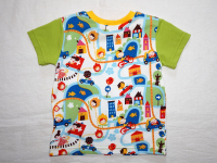 "Bio T-Shirt ""Kinderland"""