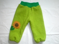 """Walkhose mit Bund """"Sonnenblume"""