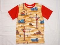 """Bio T-Shirt """"Baustelle"""""""
