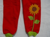 "Bio Jogginghose ""Sonnenblume"""